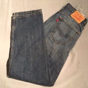 Levi 505 jeans men's sz 30 / 30